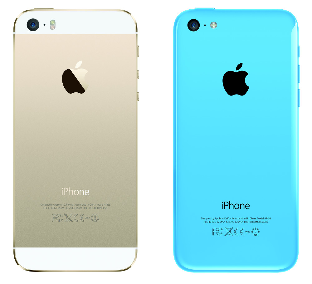 iphone 5s vs 5c