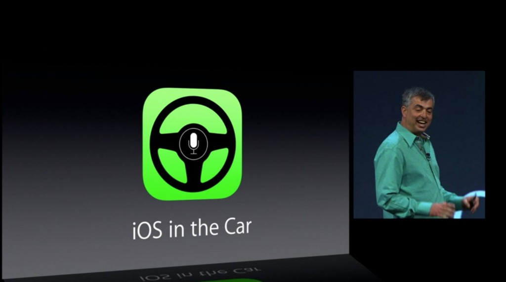 apples ios in the car