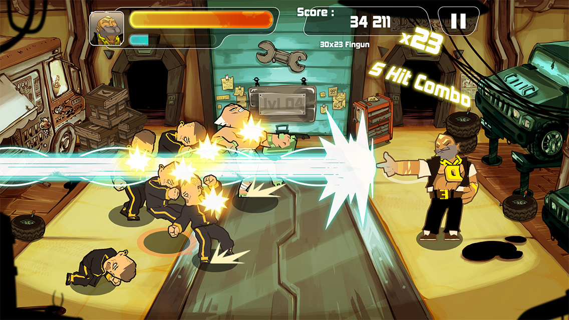 App Store: Combo Crew in download gratis