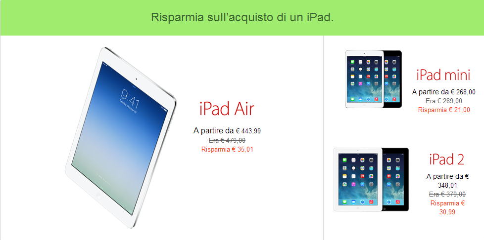 iPad Air Black Friday