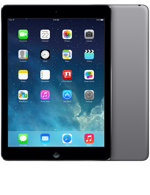 ipad air black