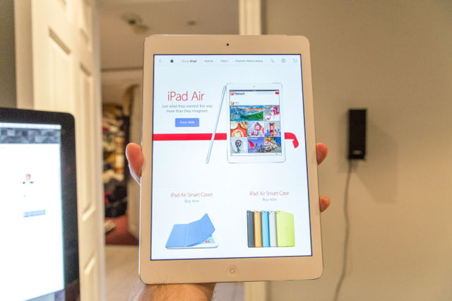Apple Store: arriva l'app studiata per iPad