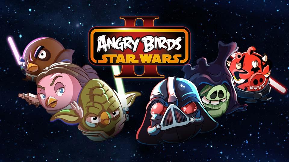 Angry Bird Star Wars II