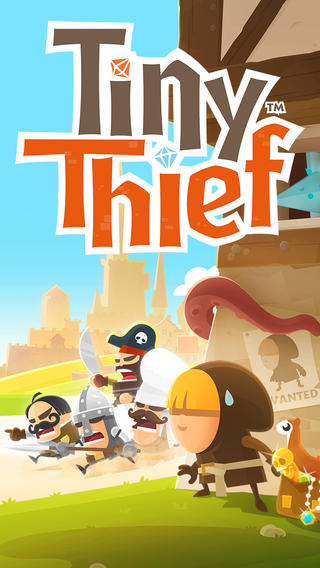 App Store: Tiny Thief gratis il 27 dicembre