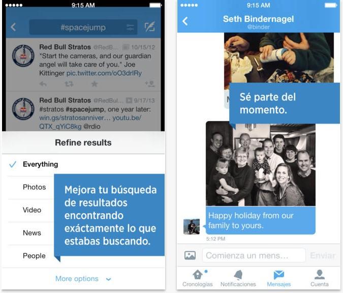 Twitter ios 6.0