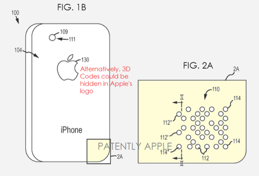 Apple: nuovo brevetto anti-contraffazione per iPhone e iPad