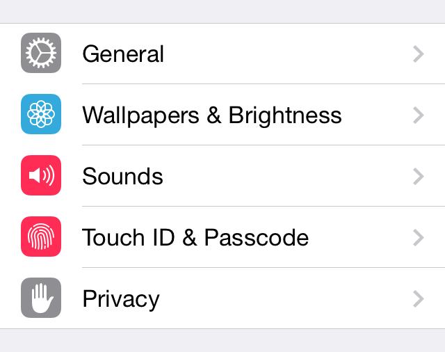 iOS 7.1: le novità della Beta 2