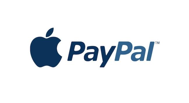 Apple PayPal