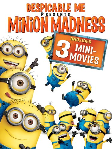 Despicable Me Presents Minion Madness