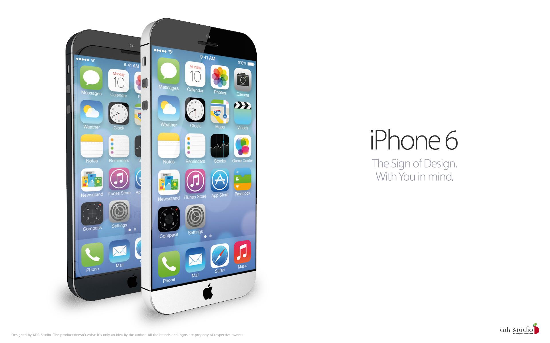 iPhone 6: la risoluzione dello schermo aumenta a 1704 x 960