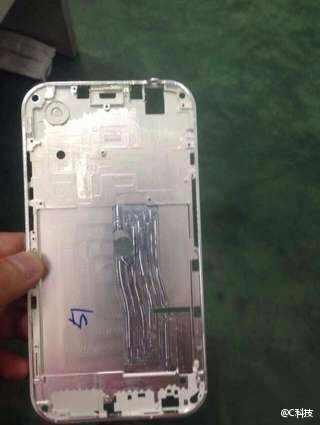 iPhone 6: la prima foto inedita appare sul web
