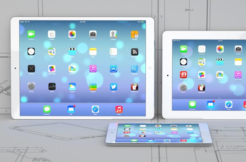 iPad Pro: Apple potrebbe tagliare fuori i 10 pollici