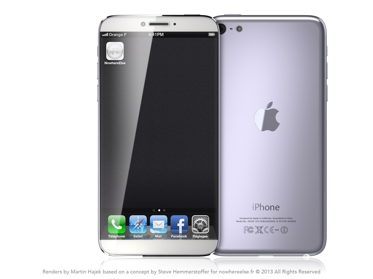 iPhone 6 monterà display LCD da 5.5 pollici, lo dice DisplaySearch