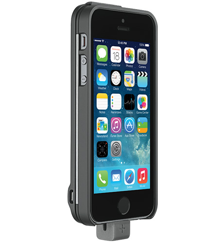 iPhone 5S: Case+Energy, la batteria extra di Logitech