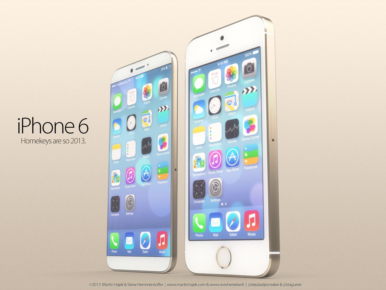 iPhone 6: ultimi rumors sulla scheda tecnica