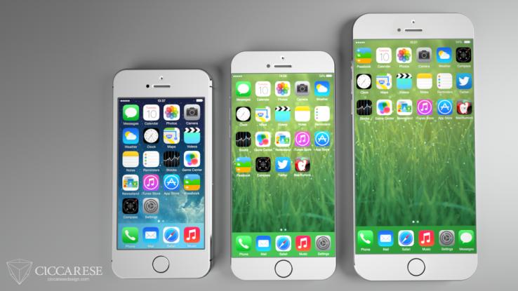 iPhone 6: Tim Cook parla dei Maxi display
