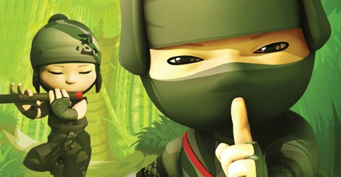 Mini Ninjas: app della settimana