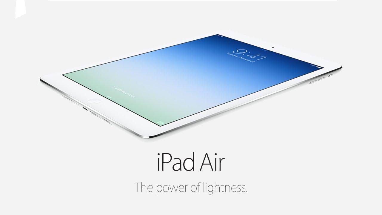 iPad Air 2: ecco il probabile nome del futuro iPad