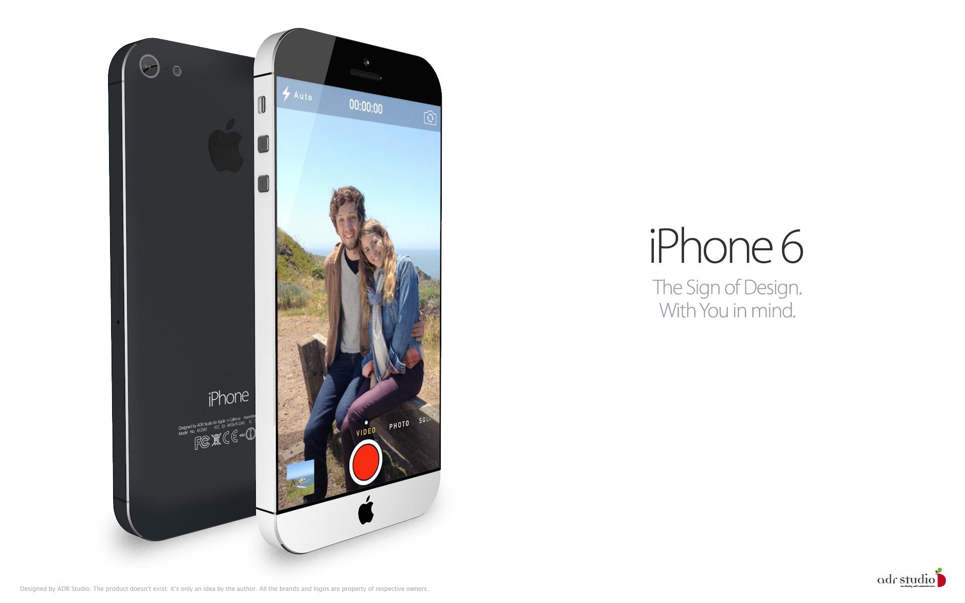 Apple: le 10 novità rivoluzionarie per iPhone 6