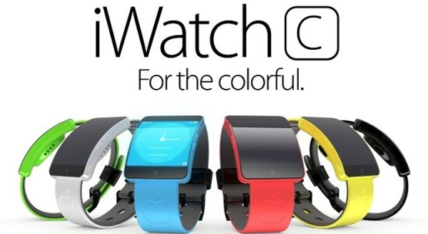 iWatch C concept