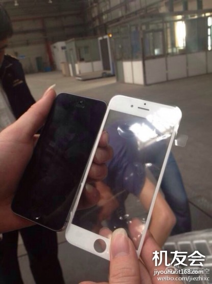 iPhone 6 pannello frontale