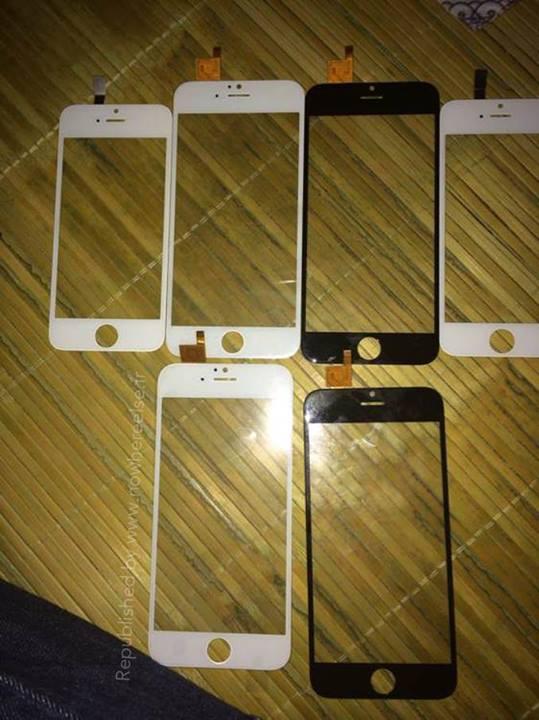 iPhone 6: le presunte foto di alcune componenti