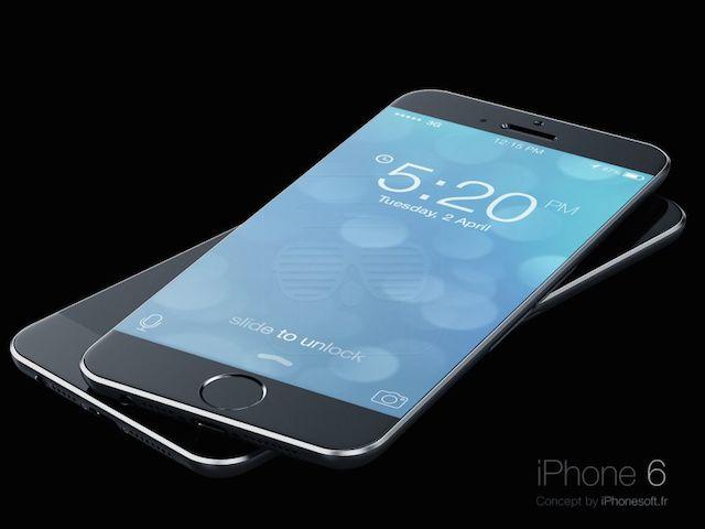 iPhone 6: 4,7″ senza vetro zaffiro