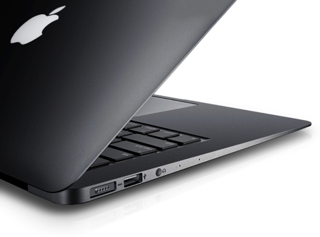 Macbook: in futuro alimentato da celle a combustibile?
