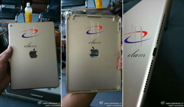 iPad Air 2: immagini della presunta scocca