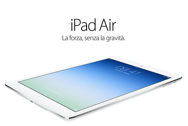 iPad Air 2: mockup smentiscono lo spessore più sottile