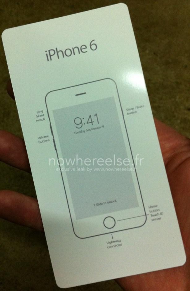 """iPhone 6: si avvicina la presentazione e da Apple arrivano immagini """"segrete"""""""