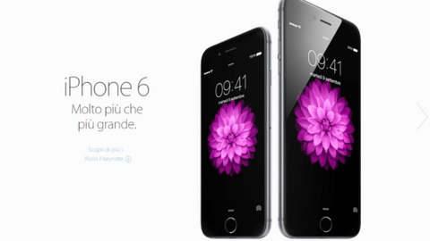 iPhone 6 e 6 Plus: prezzi pazzi in Italia (+ VIDEO SPOT)