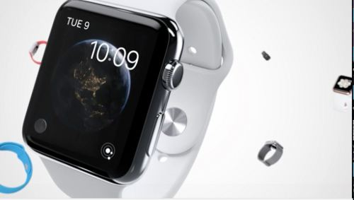 One more thing: Apple Watch