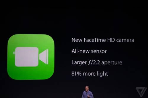 iPhone 6: scatti ad alta qualità anche con 8MP