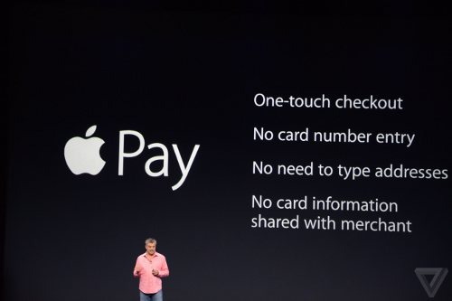 Apple: chip NFC solo per Apple Pay