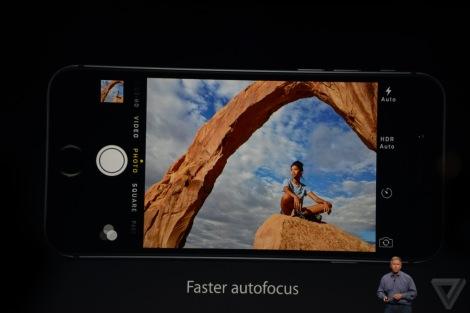 faster autofocus