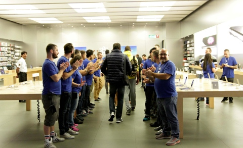 iPhone 6: al via le vendite in Italia