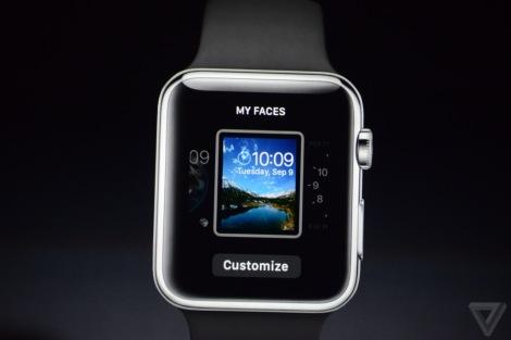 sfondi Apple watch